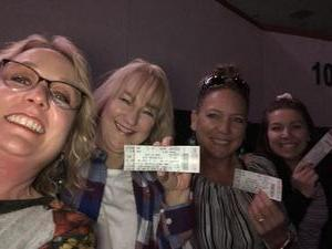 Gigi attended Rick Springfield Presents Best in Show 2018 With Loverboy, Greg Kihn, & Tommy Tutone, Welcomed by 103. 5 Bobfm on Nov 2nd 2018 via VetTix