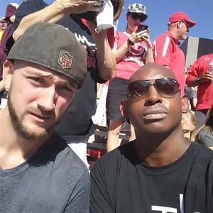 Elray attended Arizona State Sun Devils vs Utah - NCAA Football on Nov 3rd 2018 via VetTix