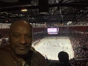 Schaun attended San Diego Gulls vs. Colorado Eagles - AHL on Nov 10th 2018 via VetTix