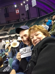 Joseph attended American Finals Rodeo - Rodeo on Nov 10th 2018 via VetTix