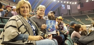 Gary attended American Finals Rodeo - Rodeo on Nov 10th 2018 via VetTix