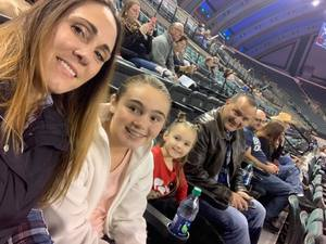 Richard attended American Finals Rodeo - Rodeo on Nov 10th 2018 via VetTix
