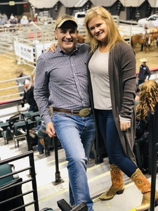 Ryan attended American Finals Rodeo - Rodeo on Nov 10th 2018 via VetTix