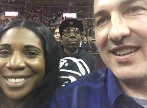 Cle attended Cleveland Cavaliers vs. Denver Nuggets - NBA on Nov 1st 2018 via VetTix
