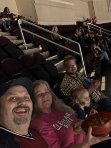 Danny attended Cleveland Cavaliers vs. Denver Nuggets - NBA on Nov 1st 2018 via VetTix