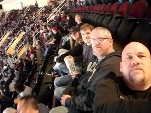Shaun attended Cleveland Cavaliers vs. Denver Nuggets - NBA on Nov 1st 2018 via VetTix