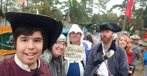 Kendall P attended Texas Renaissance Festival on Nov 11th 2018 via VetTix