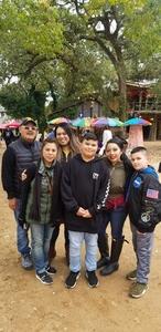 Danilo attended Texas Renaissance Festival on Nov 11th 2018 via VetTix