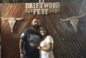 Michael attended Driftwood Festival - Weekend Passes on Nov 10th 2018 via VetTix