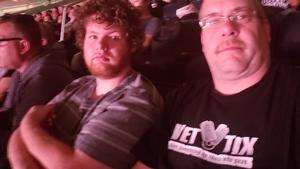 Carlton attended UFC 230 - Mixed Martial Arts on Nov 3rd 2018 via VetTix