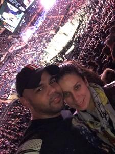 Fabio attended UFC 230 - Mixed Martial Arts on Nov 3rd 2018 via VetTix