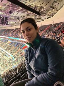 Sophia attended Washington Wizards vs. Orlando Magic - NBA on Nov 12th 2018 via VetTix