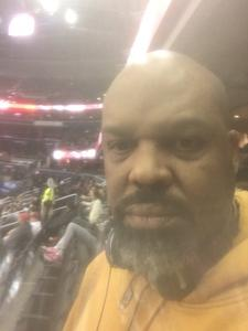 Larry attended Washington Wizards vs. Orlando Magic - NBA on Nov 12th 2018 via VetTix