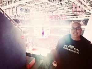 Thom attended Washington Wizards vs. Orlando Magic - NBA on Nov 12th 2018 via VetTix