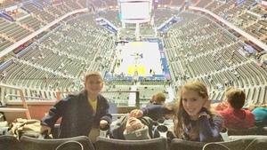 Meagan attended Washington Wizards vs. Orlando Magic - NBA on Nov 12th 2018 via VetTix