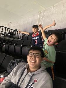yC attended Washington Wizards vs. Orlando Magic - NBA on Nov 12th 2018 via VetTix