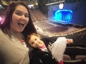 Alexis attended Paw Patrol Live! Race to the Rescue - Presented by Vstar Entertainment on Nov 3rd 2018 via VetTix