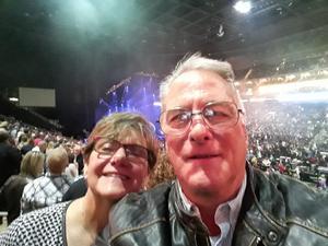 MICHAEL attended Lynyrd Skynyrd - Farewell Tour on Nov 2nd 2018 via VetTix