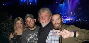 Joseph attended Lynyrd Skynyrd - Farewell Tour on Nov 2nd 2018 via VetTix