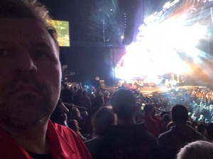 Anthony attended Lynyrd Skynyrd - Farewell Tour on Nov 2nd 2018 via VetTix