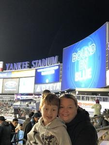 David attended New York City FC vs. Atlanta United FC - Eastern Conference Finals - MLS on Nov 4th 2018 via VetTix