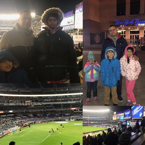 John attended New York City FC vs. Atlanta United FC - Eastern Conference Finals - MLS on Nov 4th 2018 via VetTix