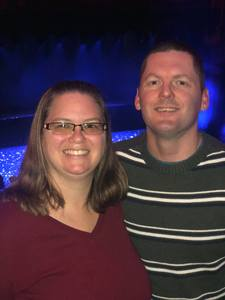 Joshua attended Lord of the Dance Dangerous Games on Nov 10th 2018 via VetTix