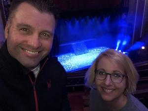 Thomas attended Lord of the Dance Dangerous Games on Nov 10th 2018 via VetTix