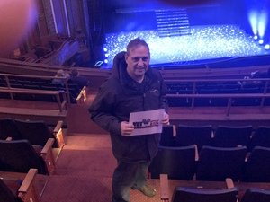 Bryan attended Lord of the Dance Dangerous Games on Nov 10th 2018 via VetTix
