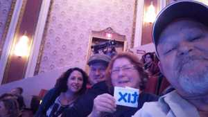 Marcia attended Lord of the Dance Dangerous Games on Nov 10th 2018 via VetTix