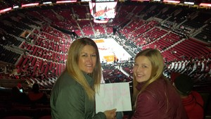 Jason attended Portland Trail Blazers vs. Minnesota Timberwolves - NBA on Nov 4th 2018 via VetTix