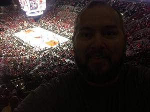 Joshua attended Portland Trail Blazers vs. Minnesota Timberwolves - NBA on Nov 4th 2018 via VetTix