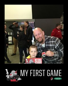 Dustin attended Portland Trail Blazers vs. Minnesota Timberwolves - NBA on Nov 4th 2018 via VetTix