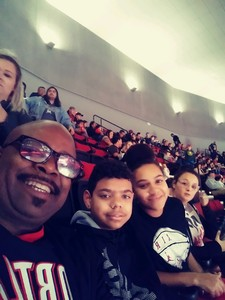 Leanders attended Portland Trail Blazers vs. Minnesota Timberwolves - NBA on Nov 4th 2018 via VetTix