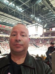Seth attended Portland Trail Blazers vs. Minnesota Timberwolves - NBA on Nov 4th 2018 via VetTix