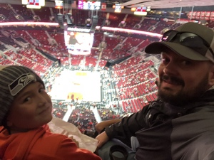 Cliff attended Portland Trail Blazers vs. Minnesota Timberwolves - NBA on Nov 4th 2018 via VetTix