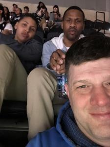 Chris attended San Antonio Spurs vs Orlando Magic - NBA on Nov 4th 2018 via VetTix