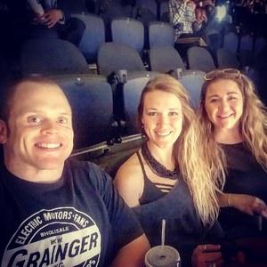 Mary attended San Antonio Spurs vs Orlando Magic - NBA on Nov 4th 2018 via VetTix