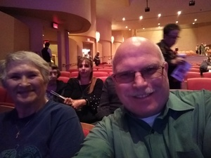 Eddie attended The Phoenix Symphony - the Second City Guide to the Symphony on Nov 11th 2018 via VetTix