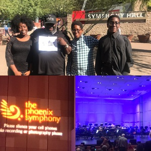John Graves attended The Phoenix Symphony - the Second City Guide to the Symphony on Nov 11th 2018 via VetTix