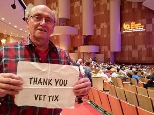 John attended The Phoenix Symphony - the Second City Guide to the Symphony on Nov 11th 2018 via VetTix