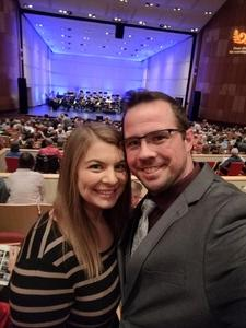 Kyle attended The Phoenix Symphony - the Second City Guide to the Symphony on Nov 11th 2018 via VetTix