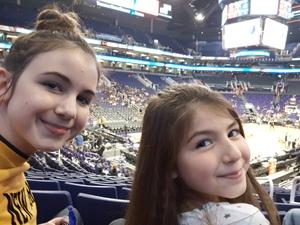 Noel attended Phoenix Suns vs. Memphis Grizzlies - NBA on Nov 4th 2018 via VetTix