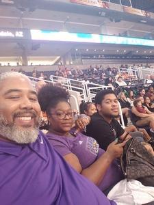Bryant attended Phoenix Suns vs. Memphis Grizzlies - NBA on Nov 4th 2018 via VetTix