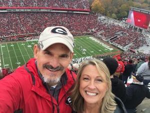 Robert attended University of Georgia vs. Georgia Tech - NCAA Football on Nov 24th 2018 via VetTix