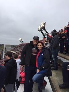 Rick attended University of Georgia vs. Georgia Tech - NCAA Football on Nov 24th 2018 via VetTix