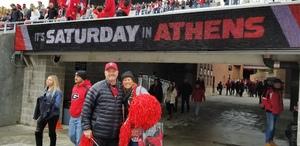 Troy attended University of Georgia vs. Georgia Tech - NCAA Football on Nov 24th 2018 via VetTix