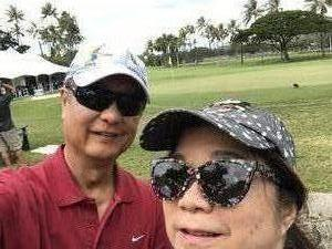 Frank attended Sony Open in Hawaii - PGA Tour at Waialae Country Club - *see Notes on Jan 7th 2019 via VetTix