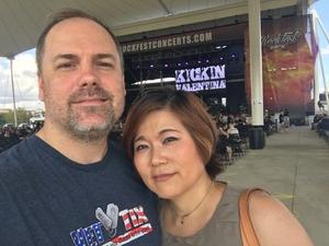 timothy attended Rockfest 80's Music Festival - Undefined on Nov 11th 2018 via VetTix