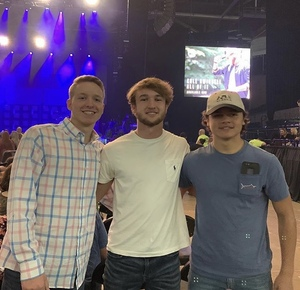 Marian attended Cole Swindell and Dustin Lynch: Reason to Drink Another Tour - Country on Dec 1st 2018 via VetTix